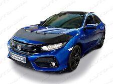 Bonnet BRA für Honda Civic 10 FC/FK Bj. ab 2015 Steinschlagschutz Haubenbra