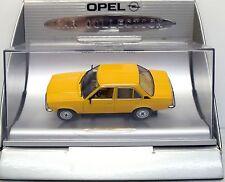 Opel Car Collection Opel Ascona B, 1975 - 1981, orange 1:43