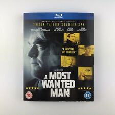 A Most Wanted Man (Blu-ray, 2015) s