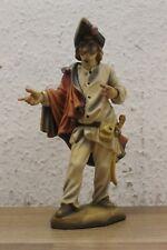 """(Art: lh-62) legno bellissimi personaggio di Alto Adige """"COMMEDIA DELL 'ARTE-Zani"""""""