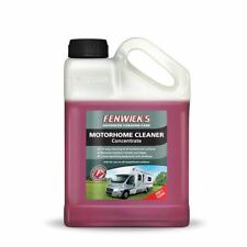 Fenwicks Motorhome Cleaner 1Ltr Concentrate Safe On All Motorhome Surfaces