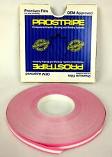 "Prostripe Striping Tape PINK Graphic Premium 6-8 year Durabiliy 5/16"" x 150' USA"