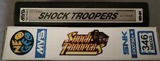 SHOCK TROOPERS - SNK NEO GEO MVS ARCADE JAMMA (NO AES)