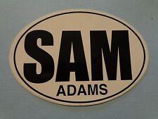 STICKER <^^> BOSTON Beer Co Sam Adams Award Winning Beers ** 100s More in STORE+