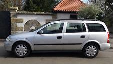 Opel Astra G Caravan 1,6 62KW 210TKm  EZ: 12/2001 Tüv 06/2019 Sitzheizung +SRA !