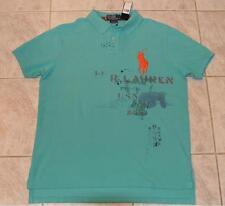 Polo Ralph Lauren Custom-Fit Big Pony Mount Climber Pique Shirt NEW $125 Mens XL