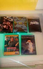 FireFly Trailer Park Boys X Men Spinal Tap Complete good shape DVDs