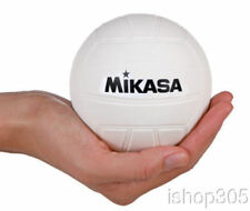 "MIKASA VMINI Promotional 4"" Mini Volleyball White Indoor/Outdoor"