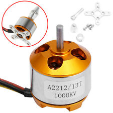 A2212 1000Kv Brushless Outrunner Motor For Aircraft Helicopter Quadcopter Drone