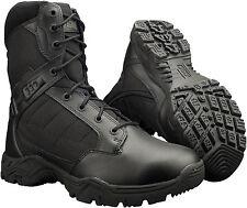 "Magnum 5283 Response II 8"" Side Zip Plain Toe Men's Tactical/Police/ Swat Boots"