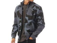 Fred Perry Mens Arktis Brentham Jacket Ak Blue Camo XL  RRP 149.99 !!!