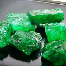 70.00cts. Natural Untreated Colombian Emerald mineral rough loose Gemstone 1 pcs