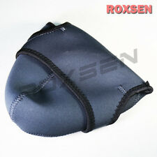 Neoprene Protector Cover Case Bag Pouch Medium for DSLR DC Camera 17cm length