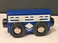 Magnetic Train Set Blue BoxCar