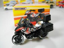 BMW R1200 GS Motorcycle. Red. DKC86. Best of Matchbox.  LOOSE with Box!
