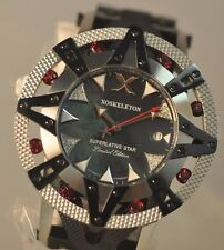 New Mens Xoskeleton Superlative Star Automatic Watch -  1 IN STOCk -