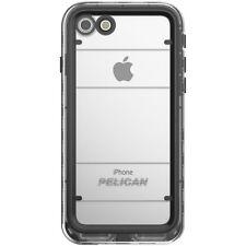 Pelican Marine Waterproof Case for iPhone 7 Plus Black/Clear