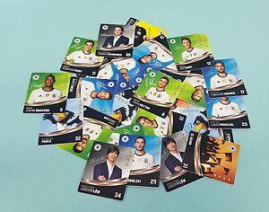 Rewe DFB Euro 2016 Sammelkarten 500 gemischte Karten Neu EM Frankreich