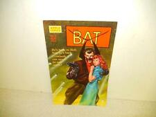 VINTAGE COMIC-APPLE COMICS - THE BAT- #1- SPRING 1990-GOOD-L8