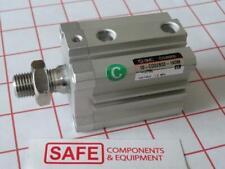 SMC Cylinder 10-CDQ2B32-18DM Double Acting 32mm Bore 18mm Stroke J24
