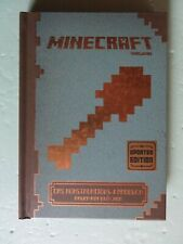 2 Bücher Minecraft Mojang Konstruktions Handbuch War Cross Marie Lu Spiel Hacker
