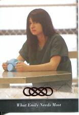 Revenge Season 1 Flashbacks Chase Card FB-03 What Emily Needs Most