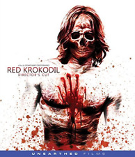 Red Krokodil Directors Cut - Movie DVD BLURAY