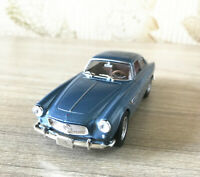 LEO 1:43 MASERATI A6G/54 Allemano Alloy Static Vintage Car Model Toys