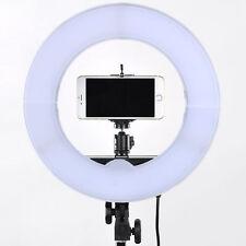 34cm 42W LED Studio Ring Light Beauty Makeup Selfie Video Photo Online Broadcast