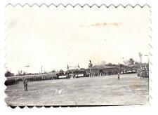 VERA FOTO REGIO ESERCITO GIURAMENTO REGGIMENTO GENIO 1940 ELBASAN ALBANIA 1-13BI