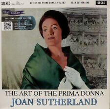 JOAN SUTHERLAND - DECCA - SXL-2256/7 -  THE ART OF PRIMADONNA - 180G -2LP