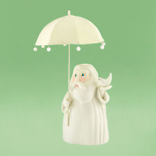 D56 And The Rain Came Noah Snowbaby Figurine Noah's ark NEW Dept 56 4025680