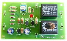 Stereo Speaker Protection Circuit  12V DC Supply Delay On 1-2s Unassembled Kit