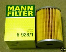 Mann Filtro dell'olio per Deutz d4005, 4505, 5005, 5505, 6005, OE N. 01168443, h928/1