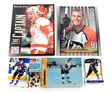 Hockey Trading Card Promo Premium Lot (64 Pieces) Red Wings Lindros Modano