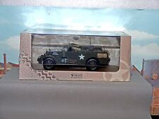 ATLAS EDITIONS 1:43 - M3 SCOUT CAR UNITED STATES ARMY