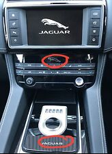 JAGUAR interior Stickers Interior upgrade not badge. Leaper F type XKR-S XF XL R