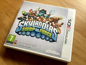 SKYLANDERS SWAP FORCE ** NINTENDO 3DS ** Spiel **