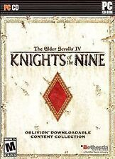 The Elder Scrolls IV: Knights of the Nine - PC Bethesda Video Game