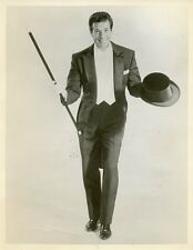 HUGH O'BRIAN TOP HAT AND TAILS THE HOLLYWOOD PALACE ORIGINAL 1964 ABC TV PHOTO