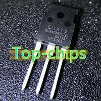 10pcs IXGR40N60C2D1 40N60C2D1 IGBT Transistor IXYS TO-247