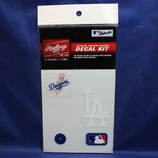 Rawlings MLB Los Angeles Dodgers Decal Kit