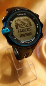 Garmin Swim Sports Fitness Watch - New Battery - Excellent Condition