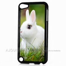 ( For iPod Touch 6 ) Back Case Cover AJ11250 Cute Bunny Rabbit