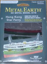 Hong Kong Star Ferry Metal Earth 3D Laser Cut Metal Model MMS135 Fascinations