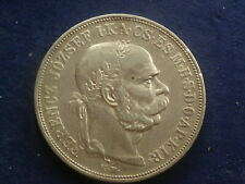 5 Korona 1900 Franz Joseph - Ferenc W/20/309