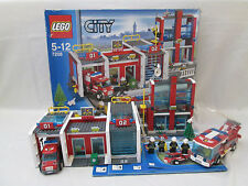 Lego Town City - 7208 Fire Station