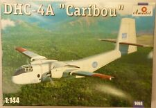Amodel 1/144 DHC-4A Caribou United Nations Cargo Aircraft Model Kit 1468