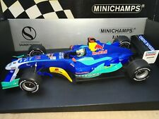 1:18 Minichamps #100040011 Giancarlo Fisichella Sauber Petronas C23 #11 2004