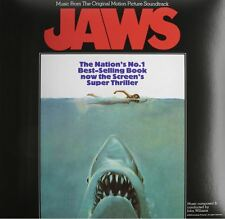 Jaws - Original Score - Black Vinyl - Limited Edition - John Williams